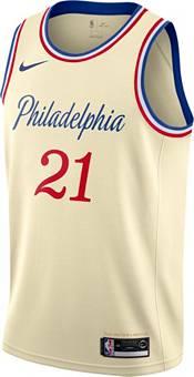 Nike Men's Philadelphia 76ers Joel Embiid Dri-FIT City Edition Swingman Jersey product image