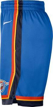 Nike Men's Oklahoma City Thunder Dri-FIT Swingman Shorts product image