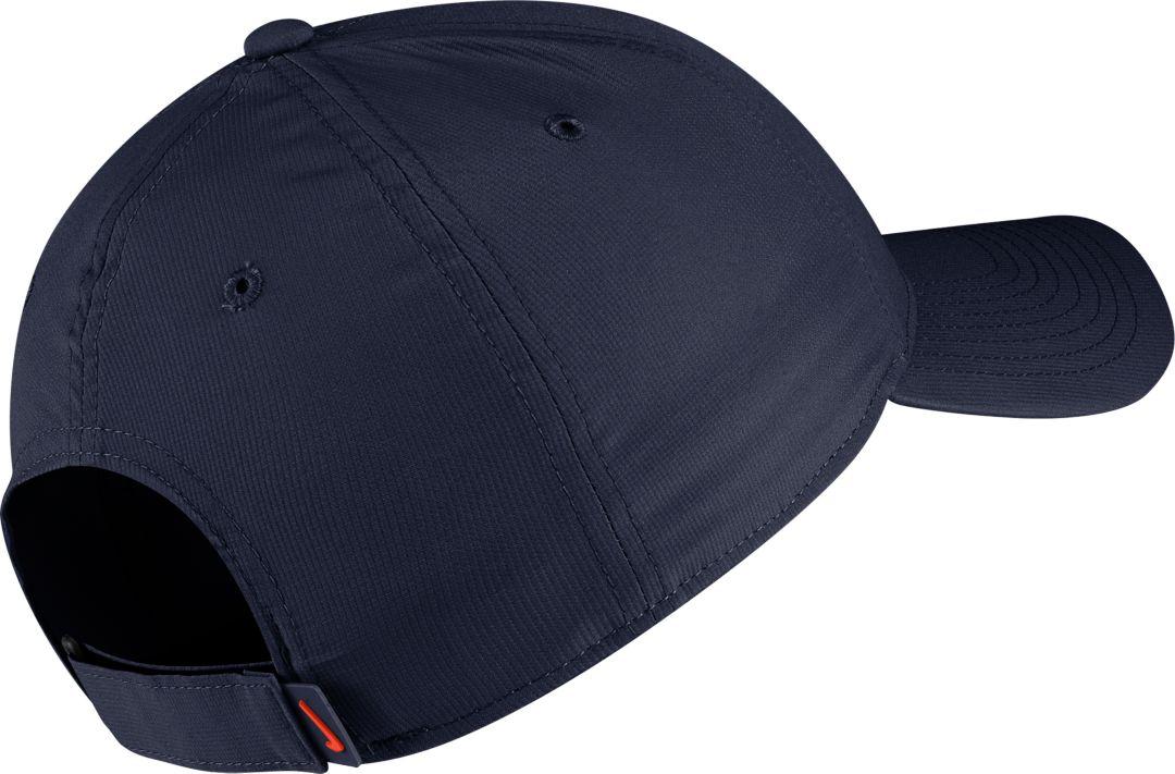 timeless design 33e48 8557e Nike Men s Syracuse Orange Blue Legacy91 Adjustable Hat