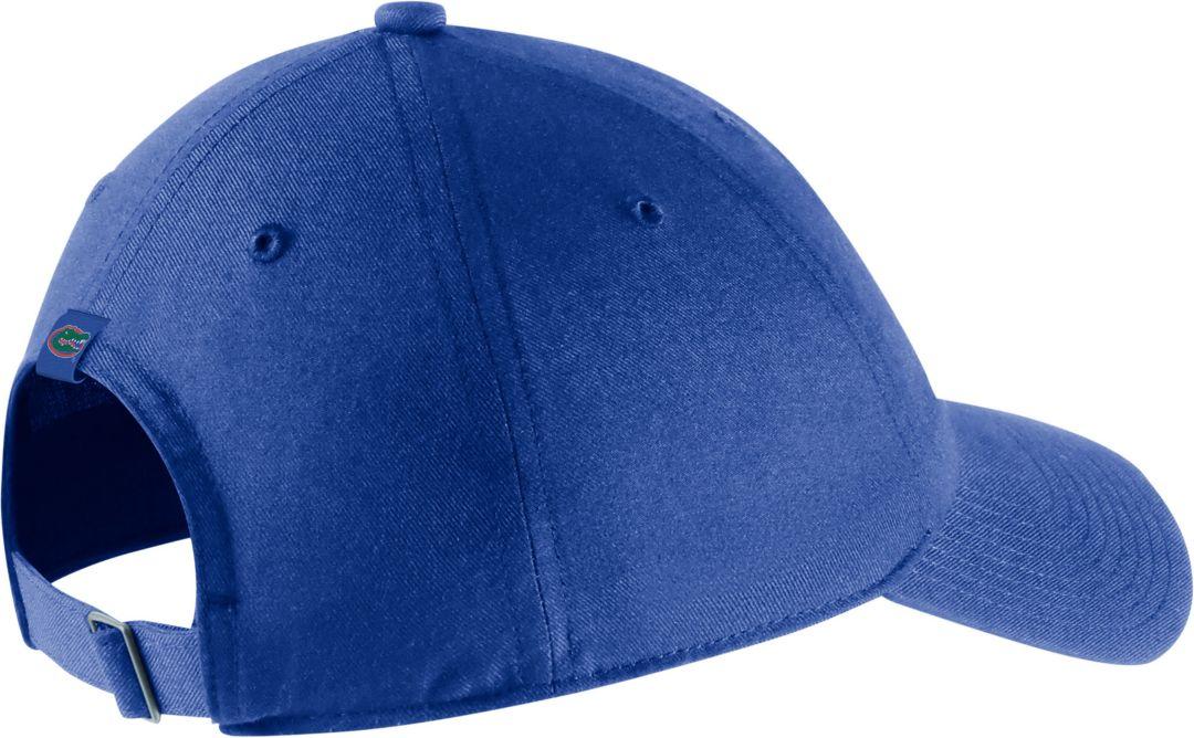527136cf Nike Men's Florida Gators Blue Heritage86 Arch Wordmark Hat | DICK'S ...