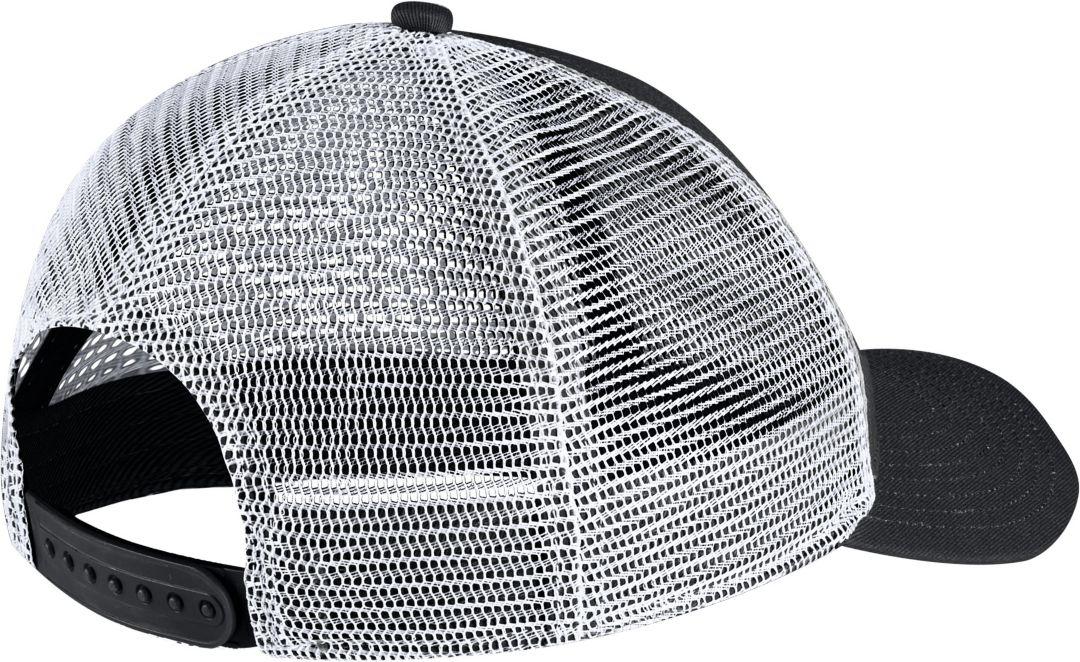 e16a3176 Nike Men's Iowa Hawkeyes Classic99 Trucker Black Hat | DICK'S ...