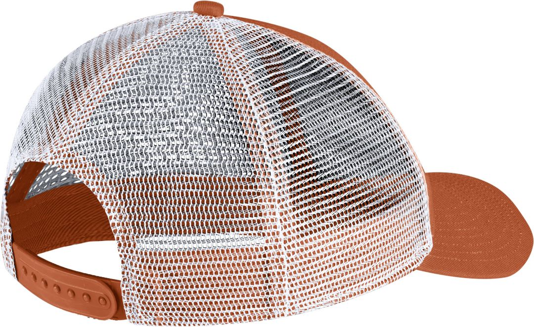 6b4f83cef Nike Men's Texas Longhorns Burnt Orange Classic99 Trucker Hat