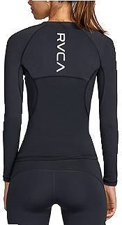 RVCA Women's Compression Long Sleeve Shirt product image