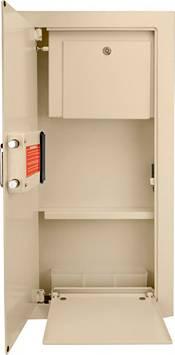Barska Large Left Opening Wall Safe with Biometric Lock product image