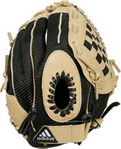 "adidas Youth 9.5"" Triple Stripe Series T-Ball Glove product image"