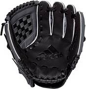 """adidas Youth 10.5"""" Triple Stripe Series Glove 2021 product image"""