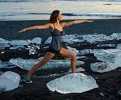 Aqua Tech Women's Solid Side Tie Swim Shorts product image