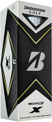 Bridgestone 2020 TOUR B X Personalized Golf Balls product image