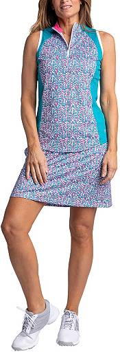 Bette & Court Women's Allure Sleeveless Golf Polo product image