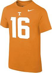 Nike Youth Peyton Manning Tennessee Volunteers #16 Tennessee Orange College Alumni Core T-Shirt product image