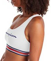 Champion Women's Script Logo Absolute Workout Sports Bra product image