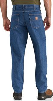Carhartt Men's Relaxed Fit Tapered Leg Jeans (Regular and Big & Tall) product image