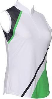 Bette & Court Women's Blithe Sleeveless Golf Polo product image