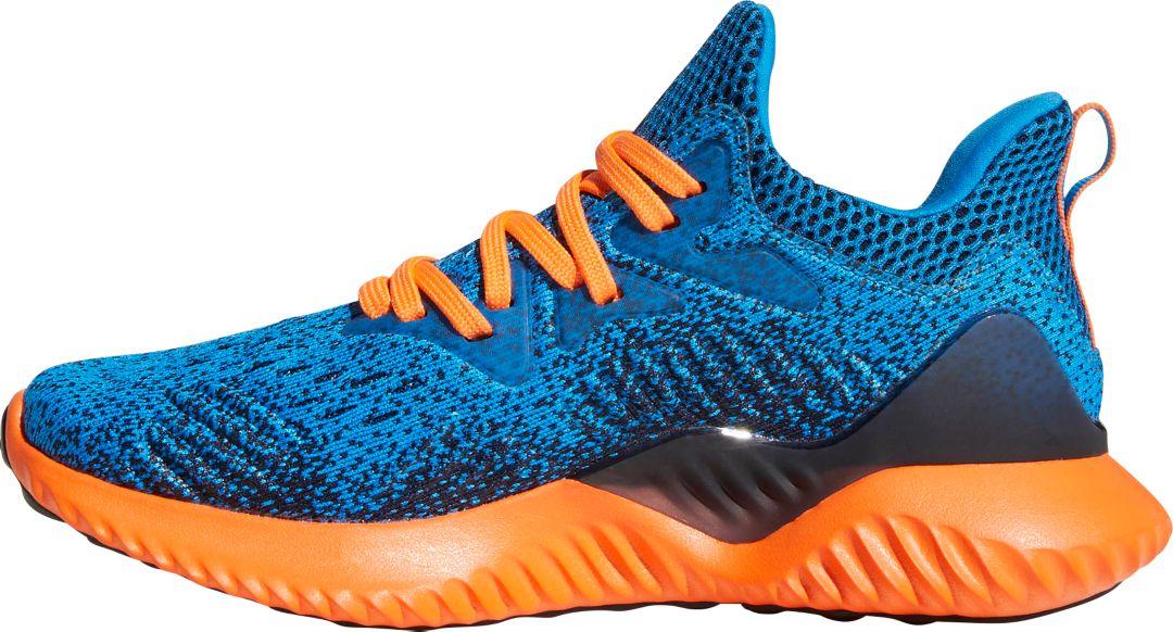 grossiste 35ce4 d6e40 adidas Kids' Grade School alphabounce beyond Running Shoes