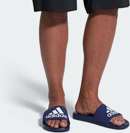 e66c344de817 adidas Men s Adilette Comfort Slides