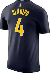 Nike Youth Indiana Pacers Victor Oladipo #4 Dri-FIT Navy T-Shirt product image