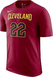 Nike Youth Cleveland Cavaliers Larry Nance Jr. #22 Dri-FIT Burgundy T-Shirt product image