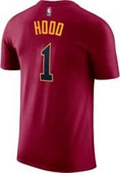 Nike Youth Cleveland Cavaliers Rodney Hood #1 Dri-FIT Burgundy T-Shirt product image