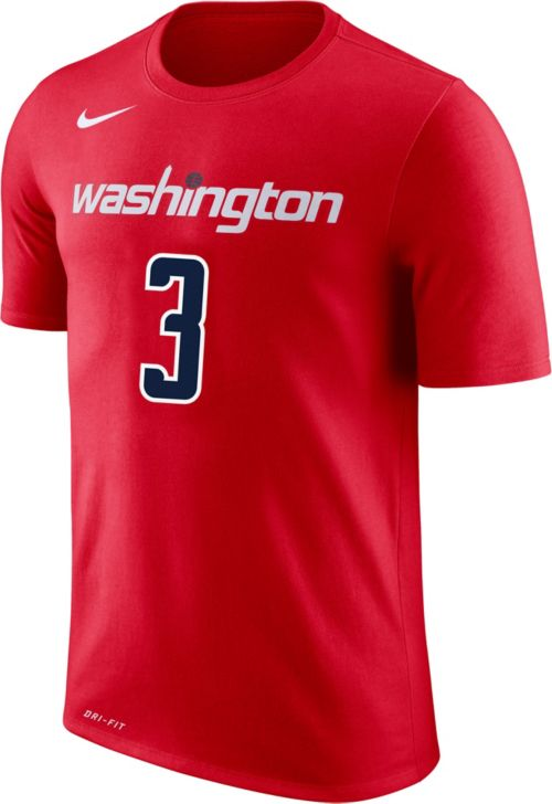 0af8e0209eb6 Nike Youth Washington Wizards Bradley Beal  3 Dri-FIT Red T-Shirt.  noImageFound. Previous. 1. 2