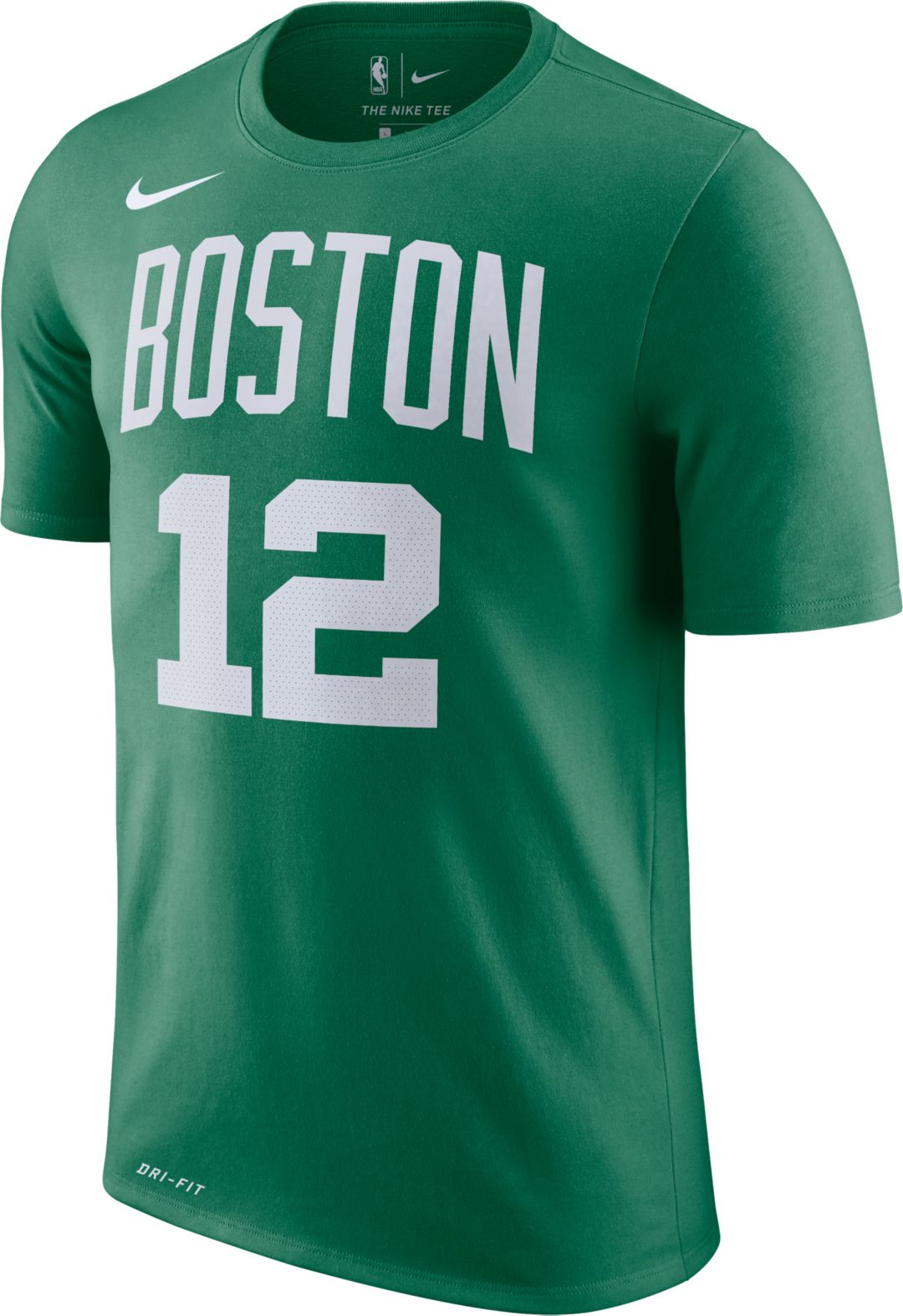 huge selection of 0a049 16ce8 Nike Youth Boston Celtics Terry Rozier #12 Dri-FIT Kelly Green T-Shirt