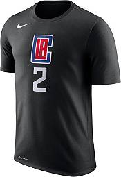 Nike Youth Los Angeles Clippers Kawhi Leonard #2 Dri-FIT Statement Black T-Shirt product image