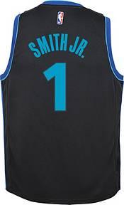 Nike Youth Dallas Mavericks Dennis Smith Jr. Dri-FIT City Edition Swingman Jersey product image
