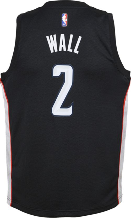 30c8e8128 Nike Youth Washington Wizards John Wall Dri-FIT City Edition Swingman  Jersey. noImageFound. Previous. 1. 2. 3