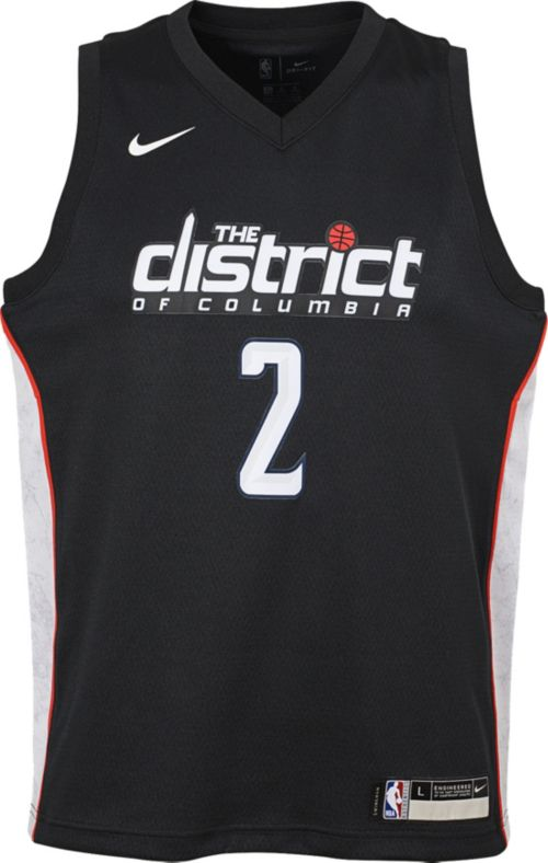7adc8ea0f Nike Youth Washington Wizards John Wall Dri-FIT City Edition Swingman Jersey