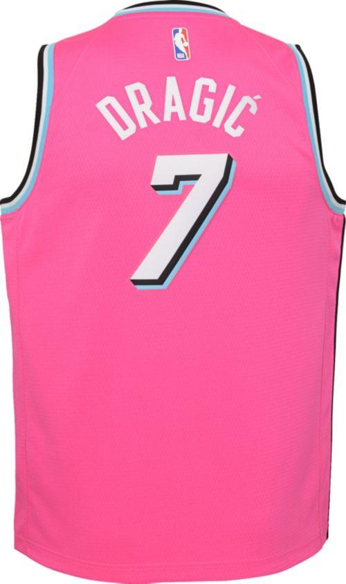 170db0cf8fa Nike Youth Miami Heat Goran Dragic Dri-FIT Earned Edition Swingman Jersey.  noImageFound. Previous. 1. 2. 3