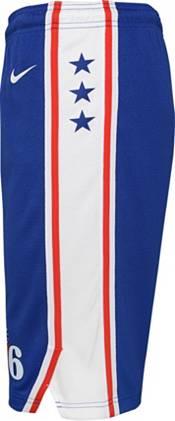 Nike Youth Philadelphia 76ers Dri-FIT Swingman Shorts product image