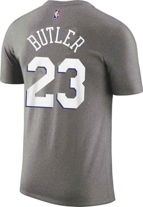 d1f8462684d Nike Youth Philadelphia 76ers Jimmy Butler Dri-FIT City Edition T ...