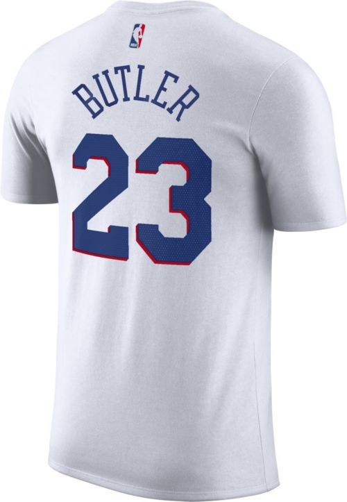 3bc50091cff3 Nike Youth Philadelphia 76ers Jimmy Butler Dri-FIT Earned Edition T-Shirt.  noImageFound. Previous. 1. 2. 3