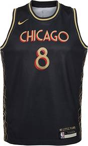 Nike Youth 2020-21 City Edition Chicago Bulls Zach LaVine #8 Dri-FIT Swingman Jersey product image
