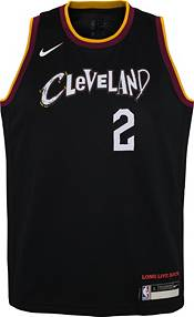 Nike Youth 2020-21 City Edition Cleveland Cavaliers Collin Sexton #2 Dri-FIT Swingman Jersey product image