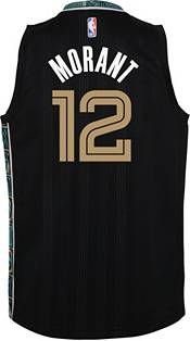Nike Youth 2020-21 City Edition Memphis Grizzlies Ja Morant #12 Dri-FIT Swingman Jersey product image