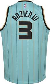 Jordan Youth 2020-21 City Edition Charlotte Hornets Terry Rozier III #3 Dri-FIT Swingman Jersey product image