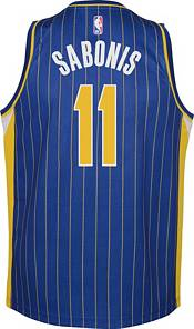 Nike Youth 2020-21 City Edition Indiana Pacers Domantas Sabonis #11 Dri-FIT Swingman Jersey product image