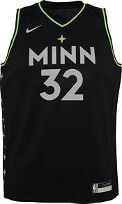 Nike Youth 2020-21 City Edition Minnesota Timberwolves Karl-Anthony Towns #32 Dri-FIT Swingman Jersey product image