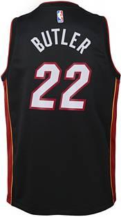 Nike Youth Miami Heat Jimmy Butler #22 Black Dri-FIT Swingman Jersey product image