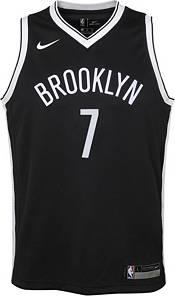 Nike Youth Brooklyn Nets Kevin Durant #7 Black Dri-FIT Swingman Jersey product image