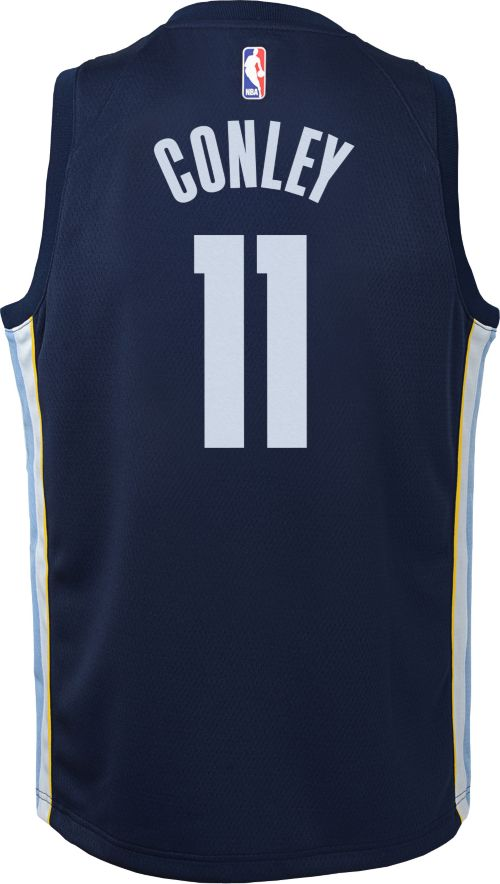 6578106c6ad0 Nike Youth Memphis Grizzlies Mike Conley  11 Navy Dri-FIT Swingman Jersey.  noImageFound. Previous. 1. 2. 3