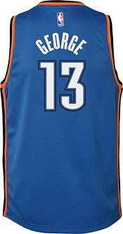Nike Youth Los Angeles Clippers Paul George #13 Royal Dri-FIT Swingman Jersey product image