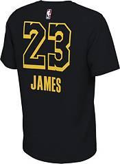 Nike Youth Los Angeles Lakers LeBron James #23 Black Mamba T-Shirt product image