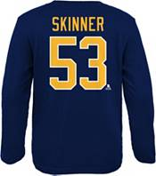 Navy Buffalo Sabres Jeff Skinner NHL Player T Shirt