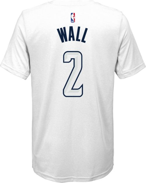 b33d75fc4 Nike Youth Washington Wizards John Wall Dri-FIT City Edition T-Shirt.  noImageFound. Previous. 1. 2. 3