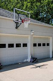 """Goaliath 54"""" Acrylic Wall Mount Basketball Hoop product image"""