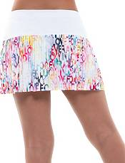 Lucky In Love Girls' Techno Love Pleated Tennis Skirt product image