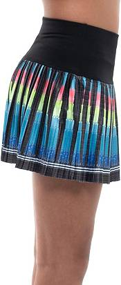 Lucky In Love Girls' Squared Up Pleated Tennis Skirt product image