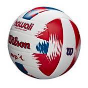 Wilson Hawaii AVP Malibu Outdoor Volleyball with Disc product image