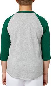 adidas Boys' 4321 ¾ Sleeve Baseball Shirt product image
